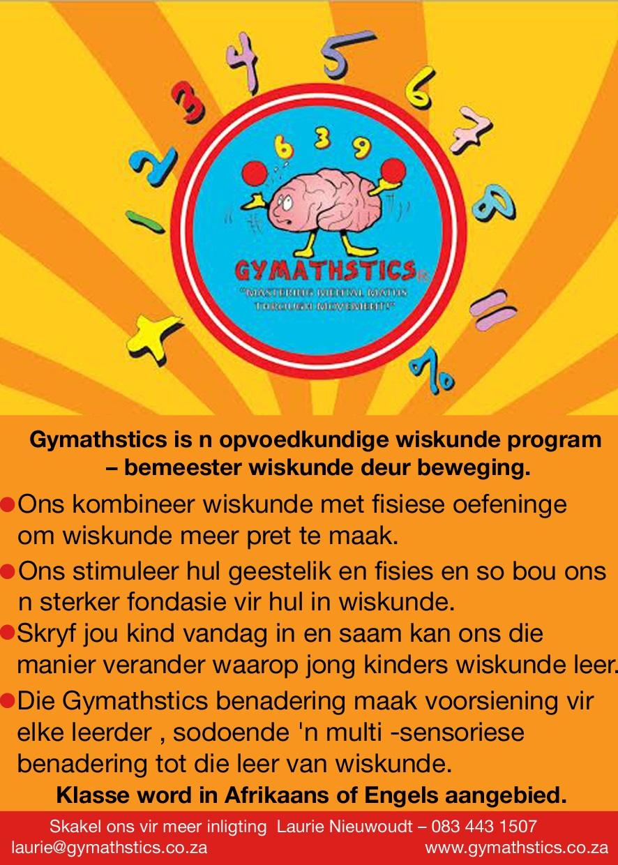 gymathstics